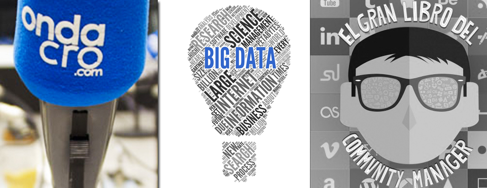 El alcance de facebook, big data y #ElGranLibroCM en @ondacro