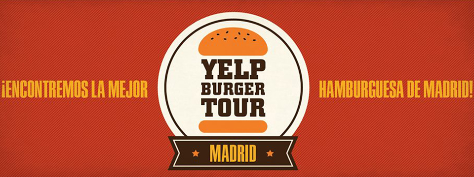 Madrid Burger Tour de @YelpMadrid ha llegado